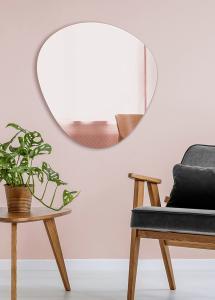 Speil Shape Rose Gold 68x70 cm