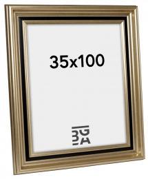 Gysinge Premium Sølv 35x100 cm