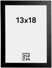 Ramme Trendy Svart 13x18 cm