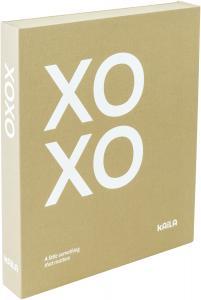 KAILA XOXO Vanilla - Coffee Table Photo Album (60 Svarte Sider / 30 Ark)
