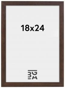 Stilren Valnøtt 18x24 cm