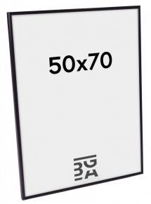 Can-Can Svart 50x70 cm