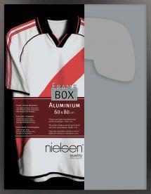 Ramme Nielsen Box II Zwart 60x80 cm