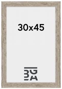 New Stockholm Grå 30x45 cm