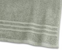 Håndkle Basic Frotté - Grønn 50x70 cm
