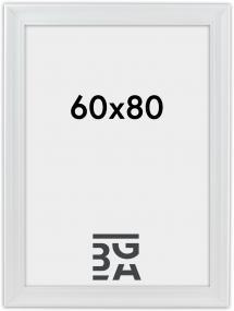 Mora Premium Hvit 60x80 cm