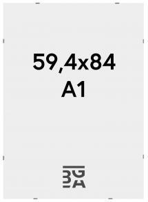 Klipsramme 59,4x84 cm (A1)