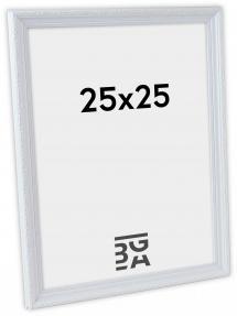 Abisko Hvit PS288 25x25 cm