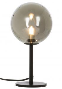 Bordlampe Molekyl 1 - Svart/Røyk