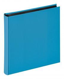 Fun Havblå - 30x30 cm (100 Svarte Sider / 50 ark)