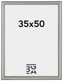 Frigg Sølv 35x50 cm
