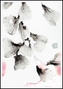 Pink ink - Green isle studio Plakat