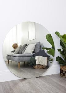 KAILA Rundt Speil 110 cm Ø