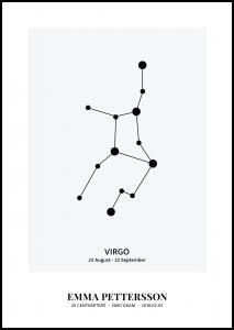 Virgo - Stjernetegn