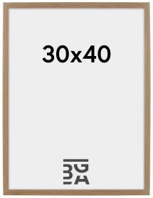 Rock Eik 30x40 cm