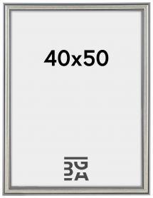 Frigg Sølv 40x50 cm