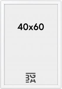 Stilren Hvit 40x60 cm