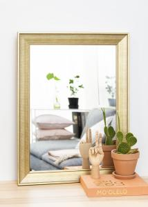 Speil Alina Gull 62x82 cm