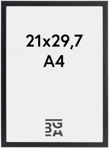 Ramme Galant Akrylglass Svart 21x29,7 cm (A4)
