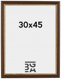 Siljan Brun 8A 30x45 cm