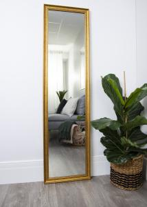 Speil Alice Gull 35x150 cm