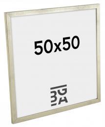 Galant Sølv 50x50 cm