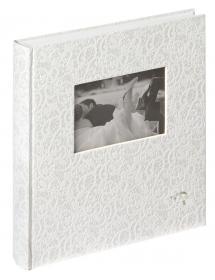 Music - 28x30,5 cm (60 Hvite Sider / 30 Ark)