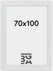 Mora Premium Hvit 70x100 cm