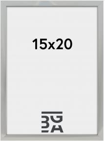 Nielsen Premium Alpha Blank Sølv 15x20 cm