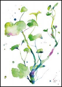 Plantbased - Green isle studio Plakat