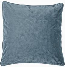 Velvet Putetrekk Denim 45x45 cm