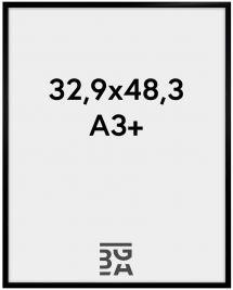 New Lifestyle Svart 32,9x48,3 cm (A3+)