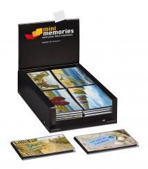 Mini Memories Holiday 6 varianter - 40 Bilder i 10x15 cm - 36-pk