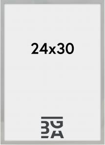 Nielsen Premium Alpha Blank Sølv 24x30 cm