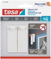 Tesa - Selvheftende spiker til alle typer vegger (maks 2x1kg)