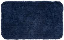 Baderomsteppe Zero - Havblå 60x100 cm