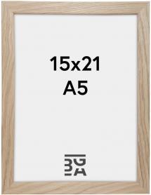Ramme Edsbyn Eik 15x21 cm (A5)