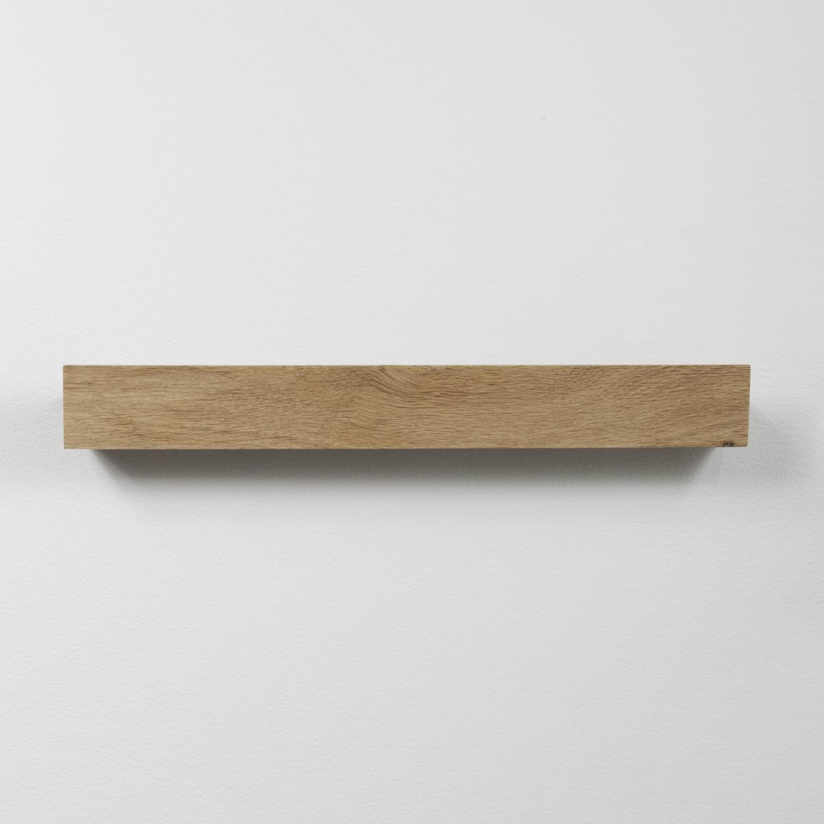 Magnet Shelf Oiled Oak 40 cm