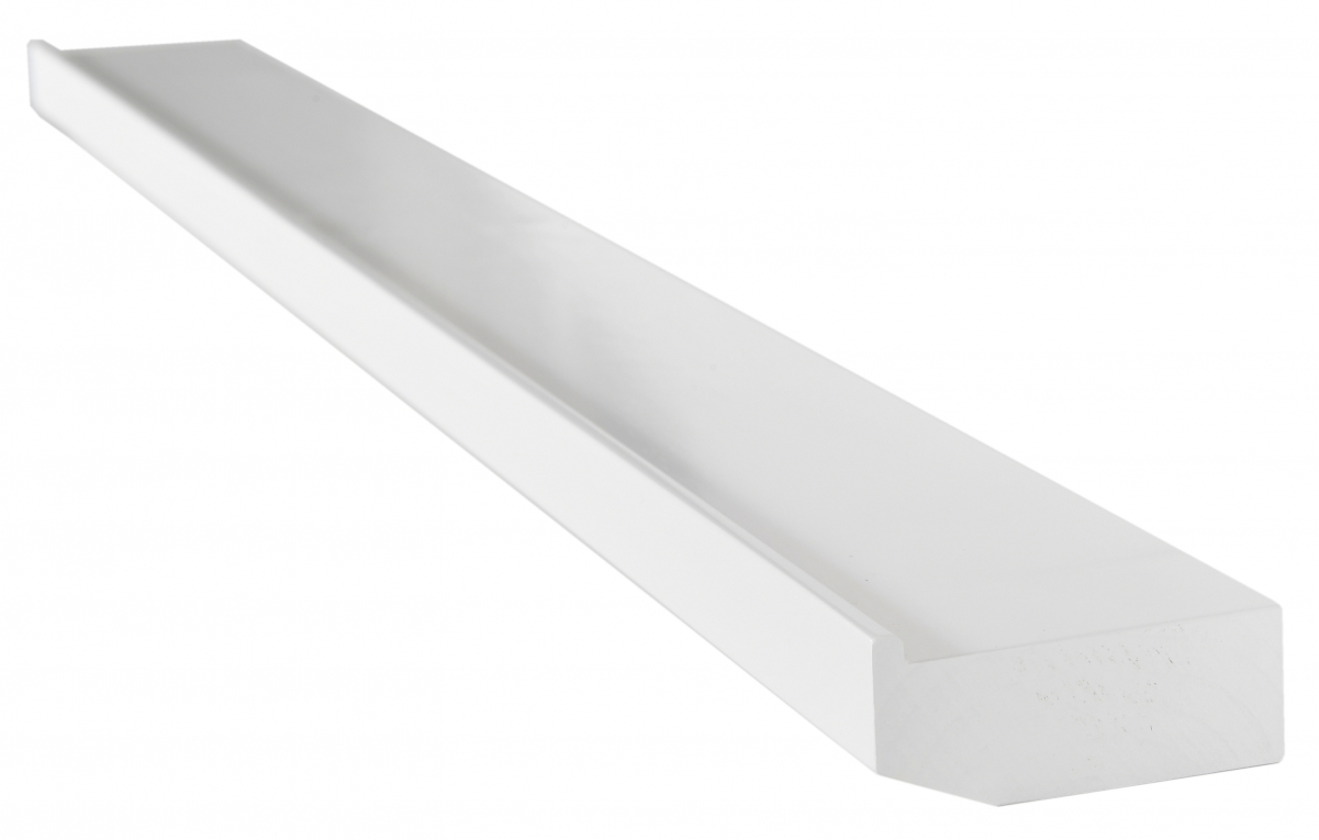 BildehylleBatjuma Hvit - 72 cm