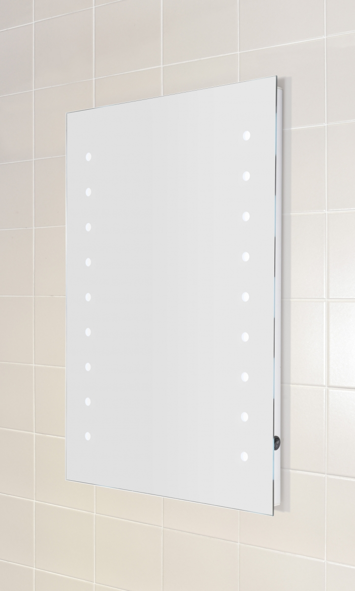 Innova LED Dot Lights Mirror 35x40 cm