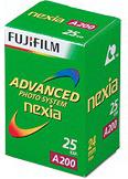 Fujicolor Nexia A200 APS/25exp